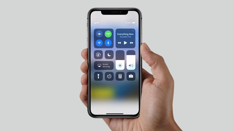 Fitur-fitur Iphone x