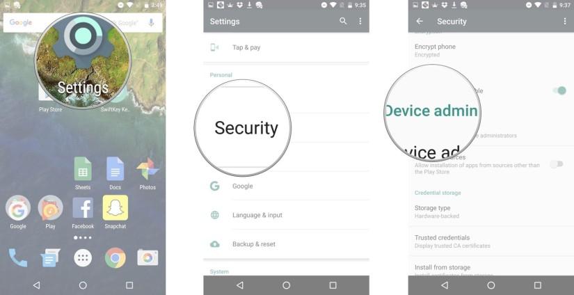 Trik menemukan smartphone hilang